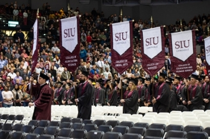 SIU Commencement